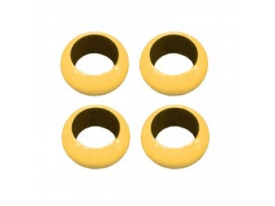 Porta Guardanapo Basic Amarelo