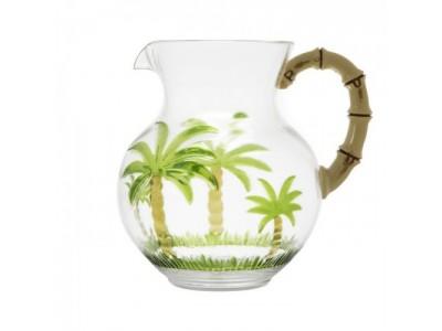 Jarra Acrílico Palm Tree 2,5 Litros